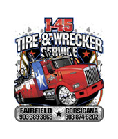 I-45 Tire and Wrecker Service